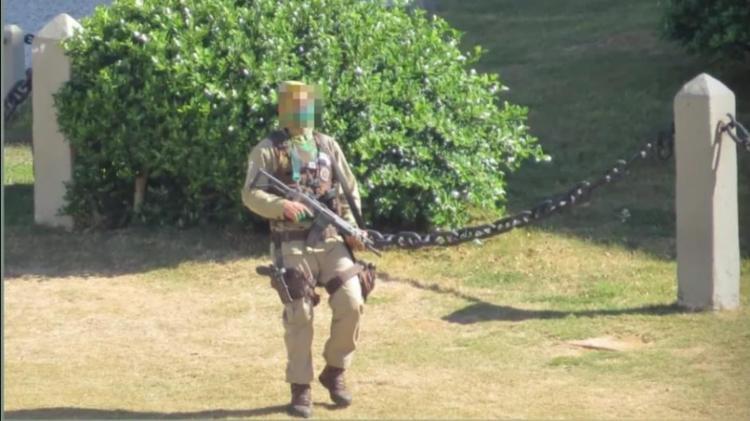 Wesley Soares foi morto após realizar disparos de fuzil na Barra / Foto: Reprodução - Foto: Reprodução