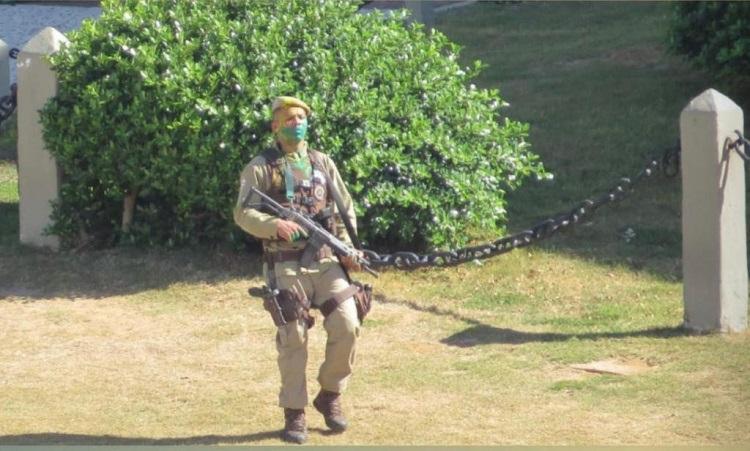 Fatos estão sendo apurados através de regular inquérito policial militar   Foto: Reprodução   Cidadão Repórter - Foto: Reprodução   Cidadão Repórter
