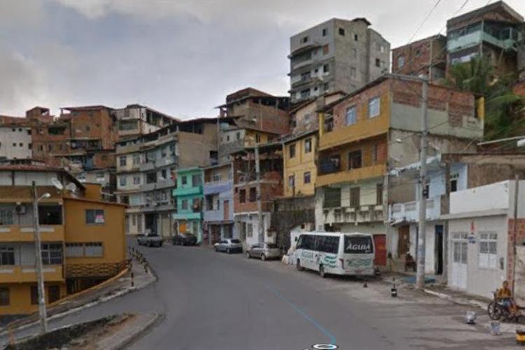 O tiroteio teria ocorrido entre facções criminosas que disputam o domínio do tráfico de drogas na região | Foto: Reprodução | Google Maps - Foto: Reprodução | Google Maps