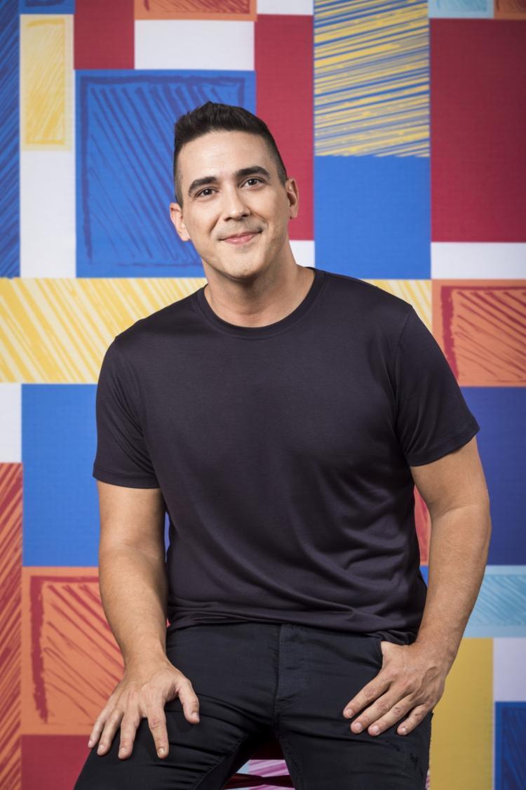 Marcio Garcia assume a nova temporada de 'The Voice Kids' I Foto: Divulgação I TV Globo - Foto: Divulgação I TV Globo