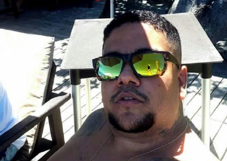 Líder de organização criminosa, conhecido como Vado Gordo, foi preso na cidade de Duque de Caxias (RJ) | Foto: Arquivo pessoal