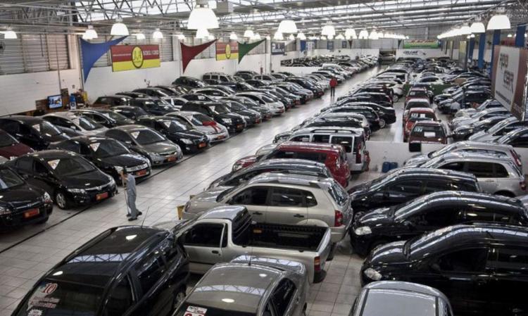 Carros de passeio tiveram uma queda ainda maior, de 21,2% I Foto: Agência Brasil - Foto: Agência Brasil