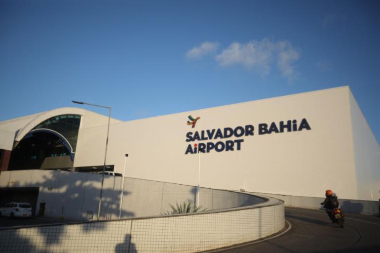 Número de passageiros no Aeroporto de Salvador caiu 52,1% em 2020 | Foto: Felipe Iruatã | Ag. A TARDE - Foto: Felipe Iruatã | Ag. A TARDE