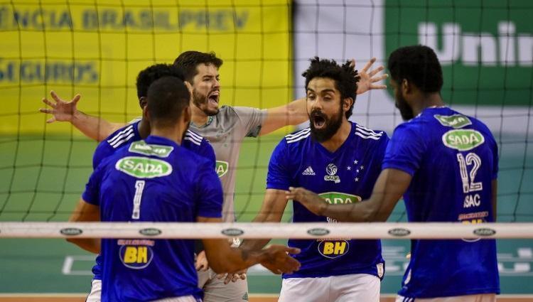 O Cruzeiro, líder absoluto da competição, vai encarar o Itapetininga, 8º colocado | Foto: Divulgação | Agência i7/Sada Cruzeiro - Foto: Divulgação | Agência i7/Sada Cruzeiro