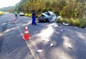 Funcionário da Coelba morre em acidente com caminhão na BA-275 | Foto: Reprodução | Radar 64