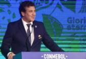 Conmebol anuncia acordo com Sinovac para 50 mil doses de vacina para jogadores | Foto: