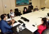 Retorno às aulas presenciais só com imunização , diz APLB em reunião com Bruno Reis | Foto: