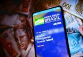 Auxílio ficou 9 vezes menor, diz Fecomércio | Foto: Marcelo Camargo | Agência Brasil