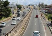 Trecho da Linha Verde segue parcialmente interditado | Foto: Divulgação | Agerba