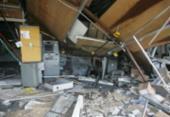 Bandidos explodem agência bancária em Porto Seco Pirajá | Foto: Olga Leiria | Ag. A TARDE
