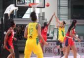 Seleção feminina brasileira de basquete é vetada no Sul-Americano devido à covid-19 | Foto: CBB