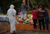 Covid-19: país registra 34,4 mil casos e 643 novas mortes em 24h | Foto: Michael Dantas | AFP