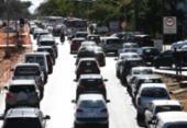 Carros com placas finais 3 e 4 têm desconto de 5% no IPVA até este mês | Foto: Agência Brasil