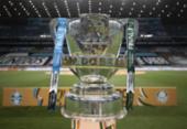 CBF define potes de sorteio da terceira fase da Copa do Brasil | Foto: Reprodução