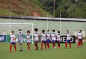 Brasileirão Feminino: Bahia perde para o Inter em Pituaçu | Foto: Felipe Oliveira | EC Bahia