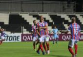 Bahia empata com o Montevideo City Torque em estreia na Sul-Americana | Foto:
