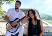 Sylvia Patricia e Edu Casanova realizam live do projeto Dose Dupla | Foto: