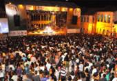 Festival de Lençóis realiza edição online com shows de Jorge Vercillo e Margareth Menezes | Foto: Romulo Faro | Divulgação