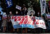 Japão lançará no mar água tratada de Fukushima | Foto: Philip Fong | AFP