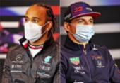 Hamilton e Verstappen fazem