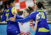 Handebol: Brasil cai para anfitriãs e leva vice em torneio na Croácia | Foto: