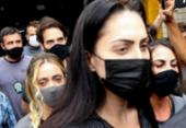 Defesa de Monique diz que ela já foi agredida e enforcada por Dr. Jairinho | Foto: Reprodução