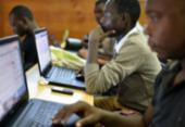 Quase 40 milhões de brasileiros não têm acesso à internet, diz IBGE | Foto: AFP