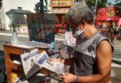 Jornais: democracia e transparência | Foto: Rogério Santos | Ag A TARDE | 17.9.2020