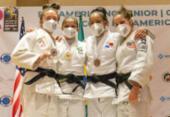 Com três campeões, Brasil vai sete vezes ao pódio no Pan de judô | Foto: