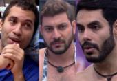 BBB 21: Juliette escapa em prova e Gil, Caio e Rodolffo formam novo paredão | Foto: Reprodução | TV Globo