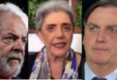 Jornalista Leda Nagle reproduz fake news de que Lula mataria Bolsonaro | Foto: Reprodução