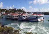 Travessia Salvador-Mar Grande registra embarque tranquilo neste domingo | Foto: Astramab