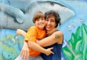 Pandemia do coronavírus impõe desafio maior para os pais de crianças especiais | Foto: Shirley Stolze | Ag. A TARDE