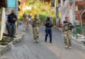 Polícia investiga tiroteio no bairro de Pernambués | Foto: Divulgação | SSP-BA