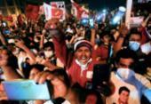 Peru elege presidente entre 18 candidatos e nenhum favorito | Foto: Gian Masko | AFP