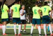 Sem jogar, Pia valoriza treinos, mas vê próxima data Fifa como crucial | Foto: