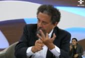 Ciro anuncia contratação do publicitário João Santana para campanha de 2022 | Foto: Reprodução | TV Cultura