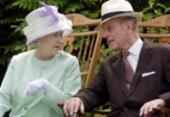 Rainha Elizabeth II sente um