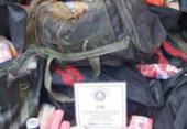 Polícia frustra arremessos de materiais ilícitos em presídio de Salvador | Foto: Divulgação | SSP-BA
