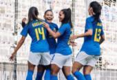 Seleção feminina sobe para sétimo no ranking da Fifa e passa Austrália | Foto: