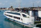Ferry-boat será suspenso no período junino, anuncia concessionária | Foto: Divulgação I Internacional Travessias