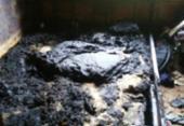 Acusada de incendiar casa e provocar morte do sogro no sul da Bahia segue foragida | Foto: Reprodução | Arquivo pessoal