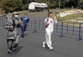 Cidade japonesa cancela passagem da tocha olímpica e aumenta incerteza | Foto: