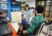 Iniciativa pioneira do SUS acelera recuperação de pacientes com Covid-19 | Foto: Felipe Iruatã | Ag. A TARDE