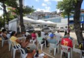 Vacinação da 1ª dose contra a Covid-19 é suspensa em Salvador | Foto: Olga Leiria I Ag. A Tarde