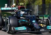 Mercedes volta a dominar no segundo treino livre do GP da Emilia-Romagna | Foto: