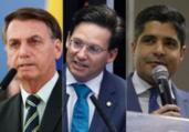 Bolsonaro, João Roma e Neto, um novo imbróglio | Montagem A TARDE