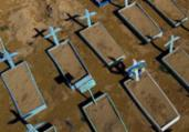 Total de óbitos por covid no mundo passa de 3 milhões | Michael Dantas | AFP