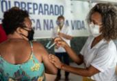 Vacinação segue em Salvador nesta terça   Uendel Galter   Ag. A TARDE
