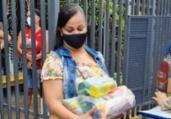 Prefeitura inicia distribuição de 20 mil cestas básicas | Divulgação | SSP-BA